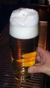 Das LANGE Bier