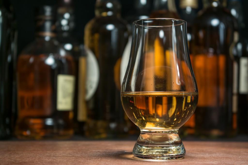 whisky tasting - Das Lange Pub und Beisl Wien