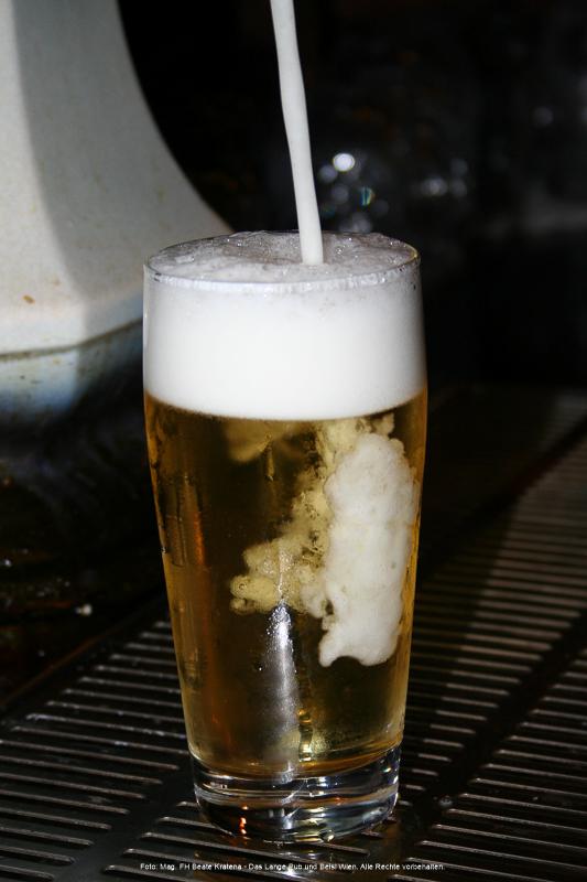 LANGE Pub und Beisl, Bier Dienstag