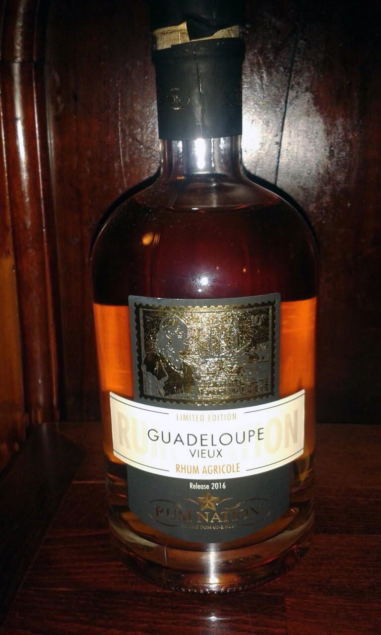 LANGE Rum des Monats: Guadeloupe Vieux Rum Nation