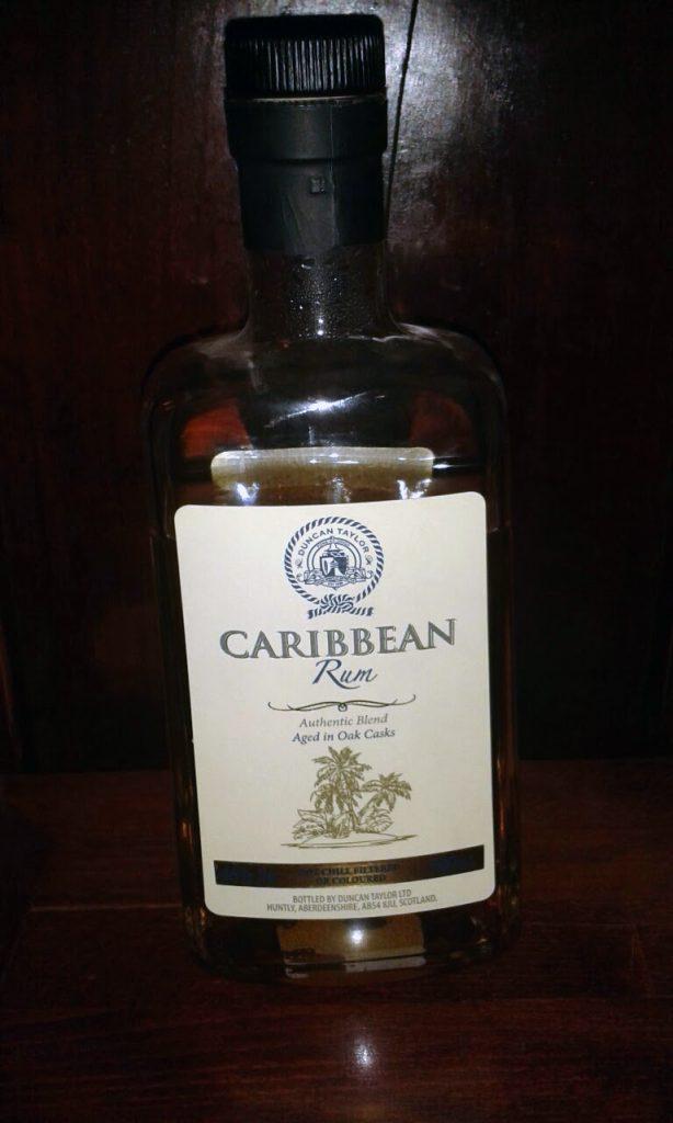 Lange Rum des Monats: DUNCAN TAYLOR CARIBBEAN