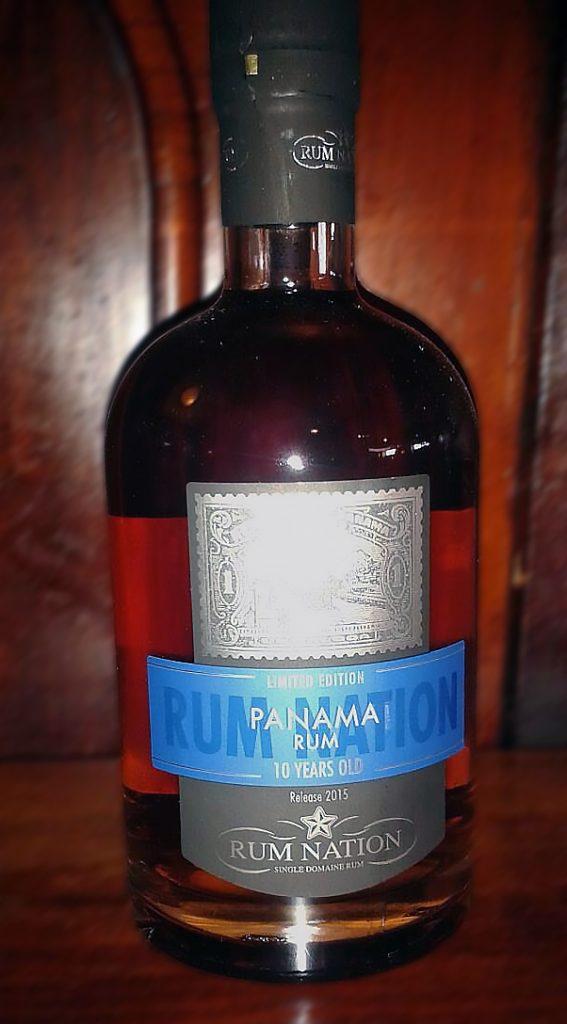 LANGE Pub Rum des Monats: Rum Nation Panama 10y Release 2015