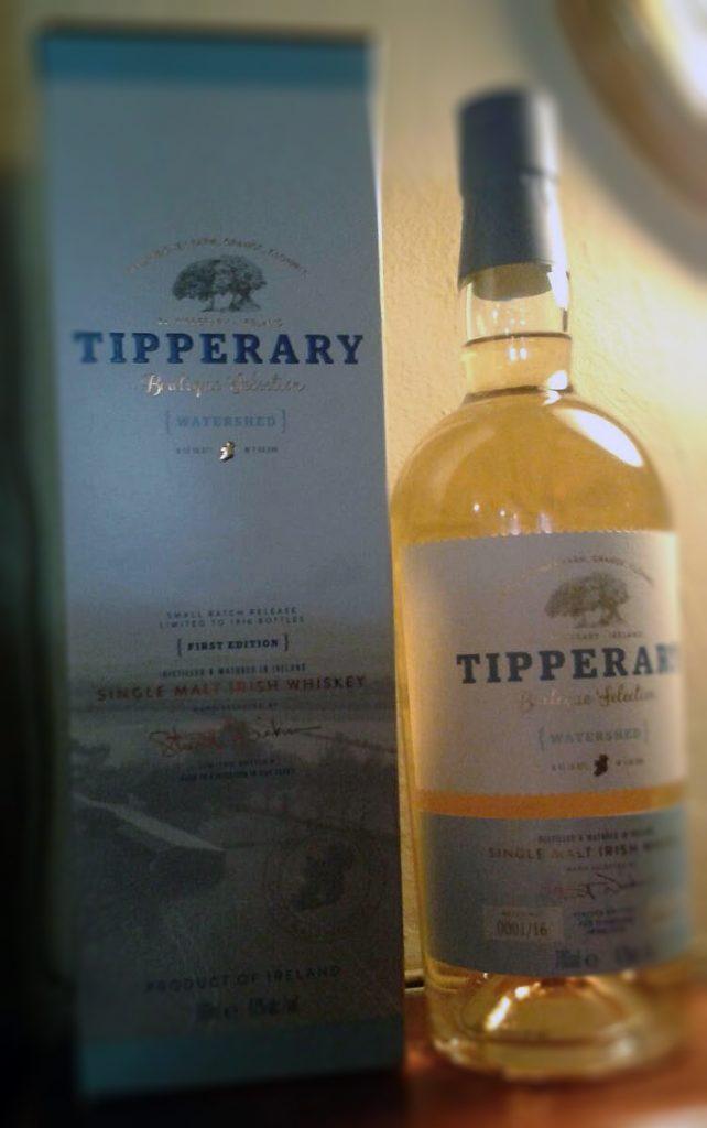 Whisky des Monats: TIPPERARY; Irish Single Malt