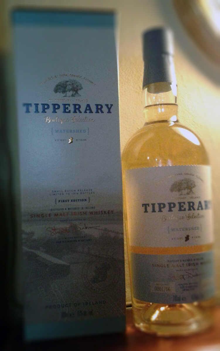 Whisky des Monats: TIPPERARY; Irish Single Malt