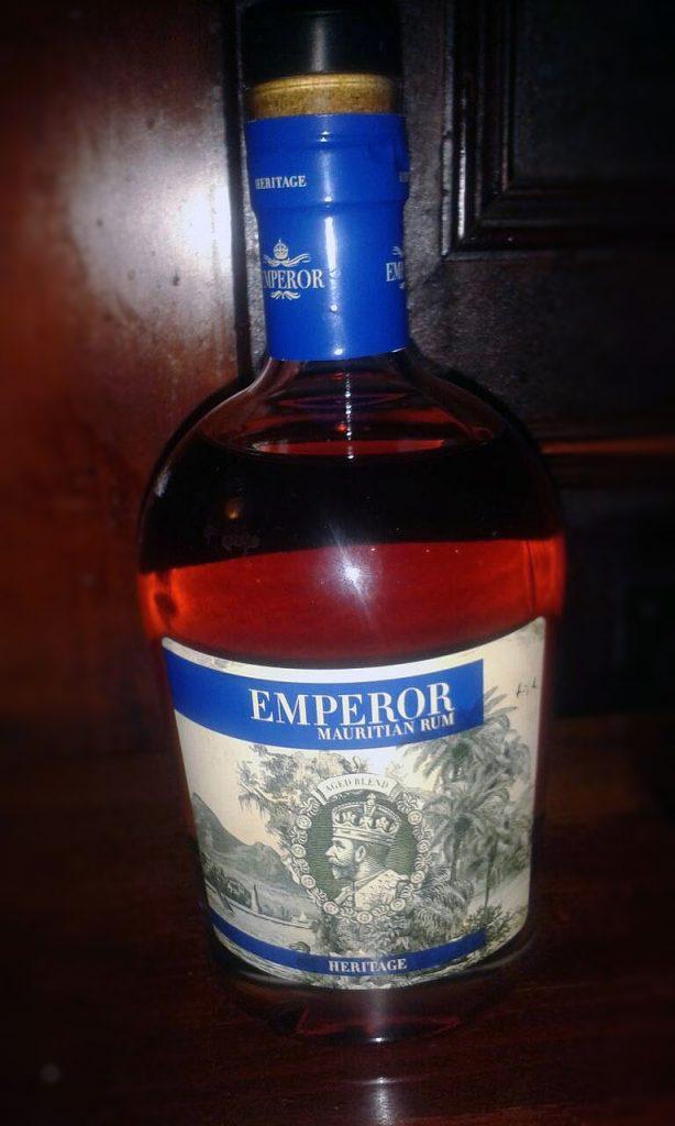 Rum des Monats im LANGE Emperor Mauritian Heritage