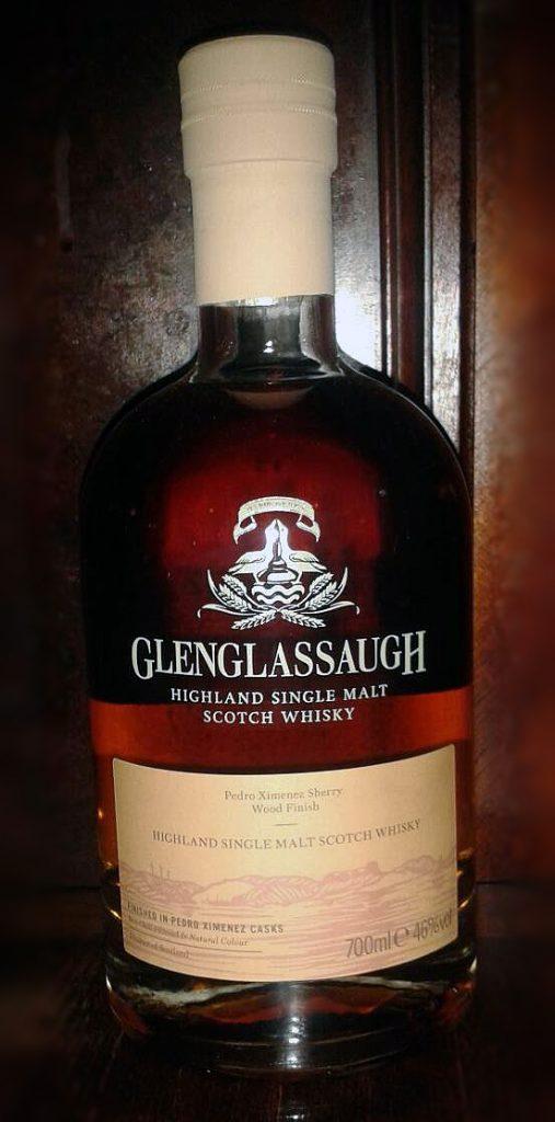 Whisky des Monats:  Glenglassaugh Pedro Ximenez Wood Finish im LANGE Wien Josefstadt