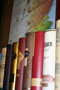 Whisky im LANGE Pub und Beisl