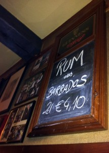 Lange Rum Angebot