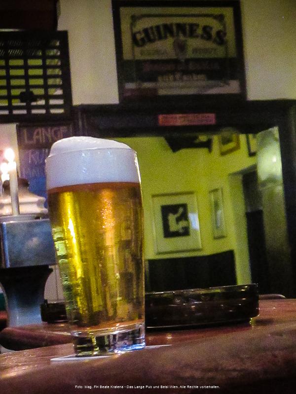 LANGE Pub und Beisl Bier Dienstag