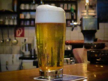 Das Lange - Pub und Beisl - Wien. Foto: Mag. (FH) Beate Kratena