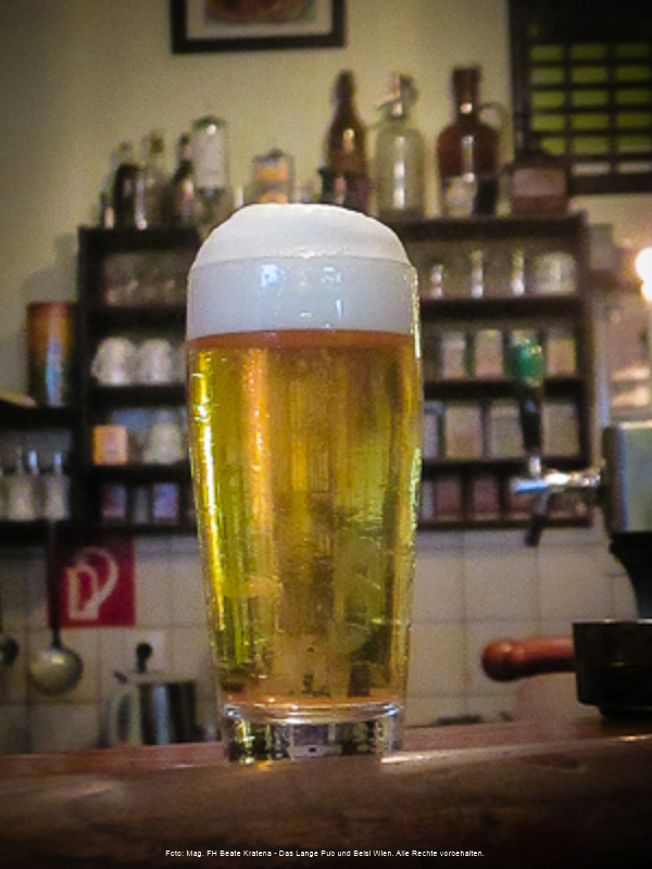 LANGE Pub Bier Dienstag Wien Josefstadt
