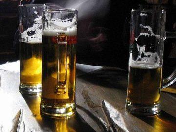 Das LANGE, Pub und Beisl Wien, Bier Dienstag: Pilsner Urquell