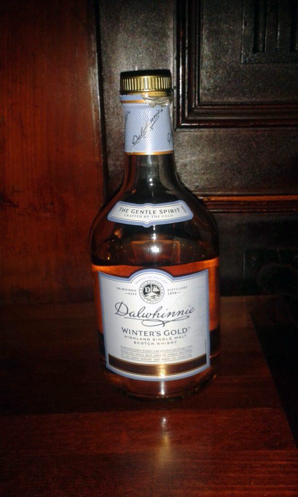 LANGE Wien Whisky des Monats: Dalwhinnie Winter's Gold