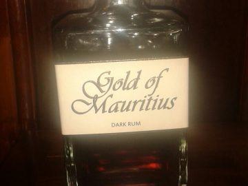 LANGE Rum des Monats: Gold of Mauritius. Foto: (c) Das Lange, Wien