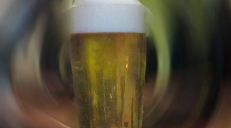 LANGE Bier vom Fass. Foto: Mag. (FH) Beate Kratena