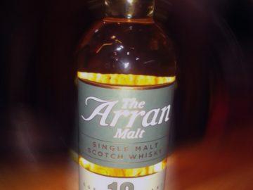 Arran 10y - Whisky des Monats im LANGE Pub und Beisl