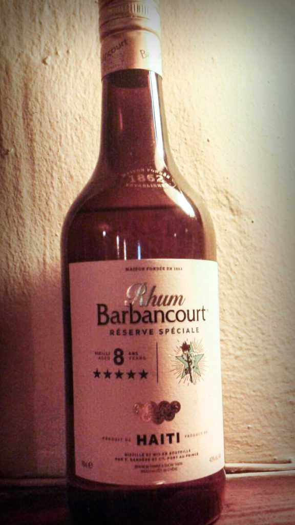 Rum im Lange: BARBANCOURT RHUM FIVE STARS 8 y aus Haiti