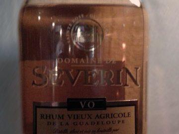 LANGE Pub Rum des Monats: Severin Rhum VO, Severin Rhum VO aus Guadeloupe