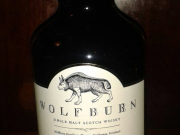 Wolfburn Morven Single Malt Scotish Whisky im Lange Pub Wien