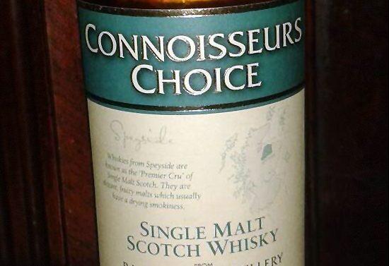Connoisseurs Choice Balmenach 2008, Whisky des Monats im LANGE Wien