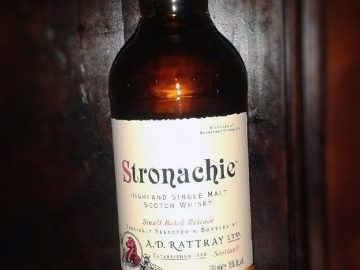 LANGE Whisky des Monats: Stronachie Sherry Edition, 10y