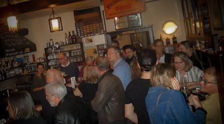 Das LANGE Pub Bier und feiern!