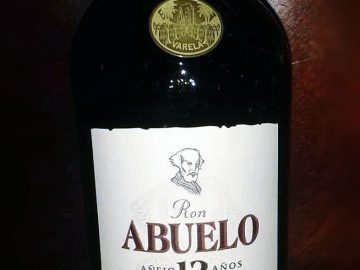 Ron Abuelo 12y, Panama - LANGE Rum des Monats: