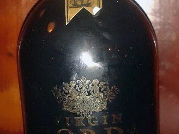 Virgin Gorda 1493 Spanish Heritage Rum, LANGE Pub Rum des Monats