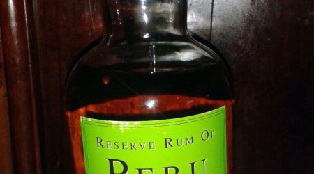 Rum des Monats: Bristol Reserve Rum of Peru 8 Years im LANGE Pub Wien