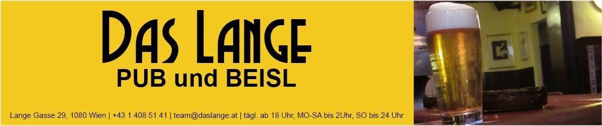 DAS LANGE – PUB und BEISL