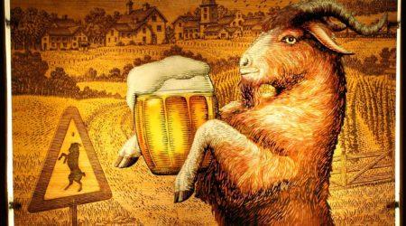 Lange Bier Dienstag mit Velkopopovický Kozel