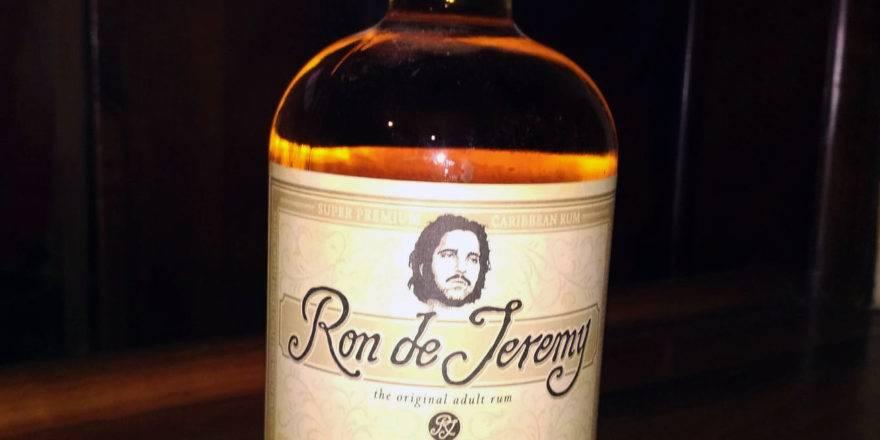 Rum des Monats: Ron de Jeremy Reserva, 8y - im LANGE Pub Wien, Lange Gasse 29