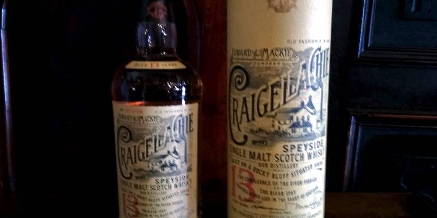 Whisky des Monats: Craigellachie 13y, Speyside, Single Malt im LANGE Pub Wien Josefstadt.