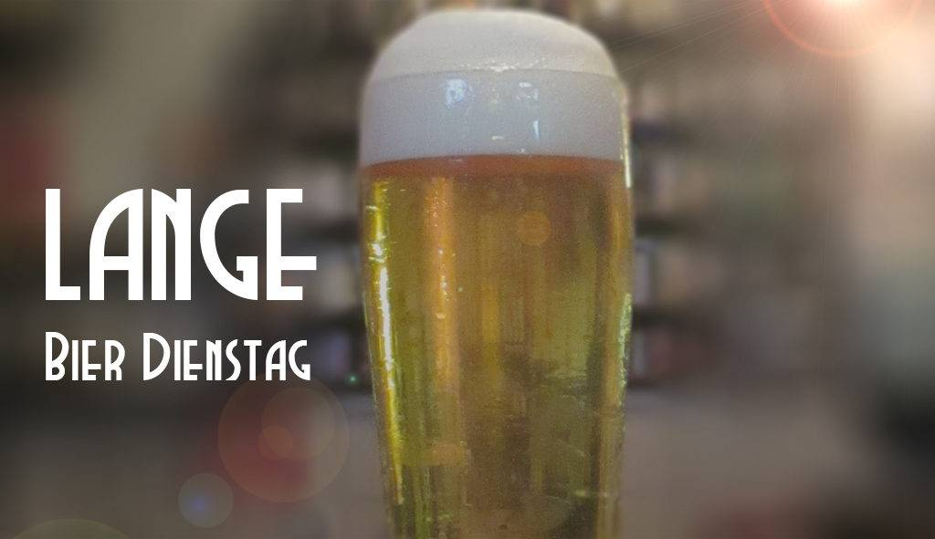 Bier Dienstag im Lange Pub Wien