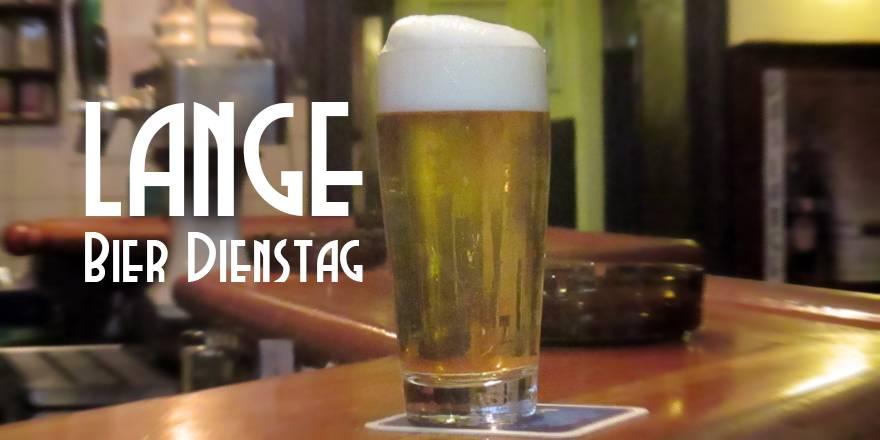 LANGE Pub Wien Bier Dienstag