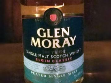 LANGE Pub Wien Whisky des Monats: Glen Moray Elgin Classic Peated, Speyside