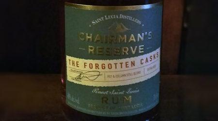 LANGE Rum des Monats: Chairman's Reserve - The Forgotten Casks, St. Lucia