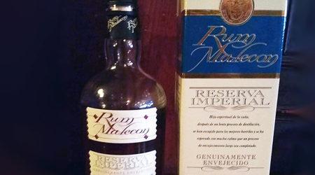 Rum des Monats: Malecon Reserva Imperial 18 años
