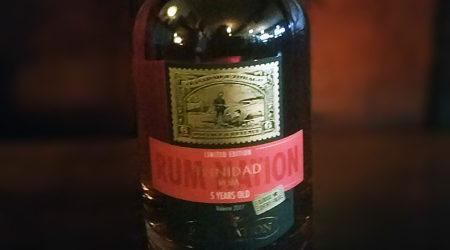 LANGE Rum des Monats: Rum Nation Trinidad 5 y