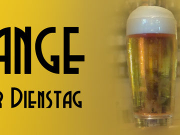 LANGE Pub Wien - Bier Dienstag 1080 Wien.