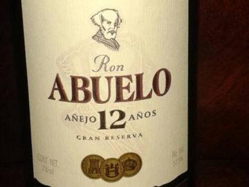 Ron Abuelo 12y aus Panama Rum Angebot des Monats im Lange Pub Wien