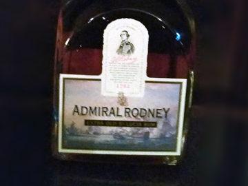 LANGE Rum spezial: Admiral Rodney, St. Lucia