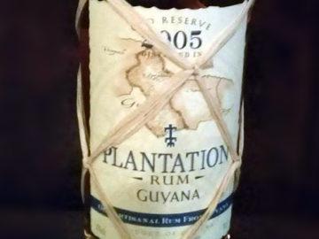 LANGE Rum des Monats: Plantation Rum Guyana 2005 Old Reserve