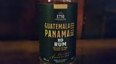 LANGE Rum spezial: 1731 - Central America XO Rum