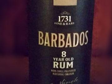 LANGE Pub Wien Rum spezial: 1731 Barbados 8y
