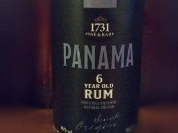 Rum spezial im LANGE: 1731 Fine & Rare Panama