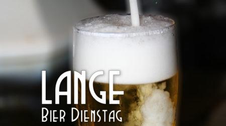 BIER Dienstag im LANGE Pub Wien Josefstadt