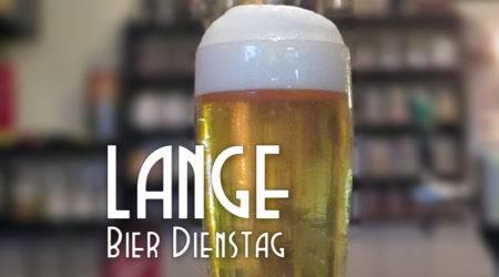 LANGE Wien - Bier Dienstag