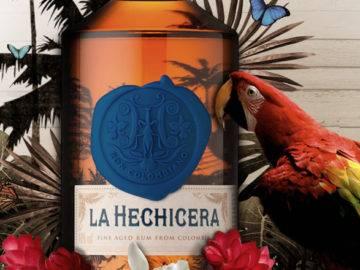 La Hechicera aus Kolumbien. Foto: http://www.lahechicera.co