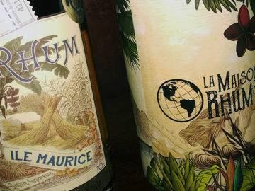 LA MAISON DU RHUM ÎLE MAURICE DISTILLERIE CHAMAREL 2013 - Das LANGE Pub Wien Rum spezial Angebot